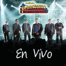 Conjunto Primavera: En Vivo [CD/DVD Combo] [Deluxe Edition]  Audio CD