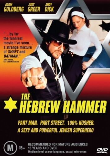 1 of 1 - The Hebrew Hammer (DVD, 2007) - Region 4