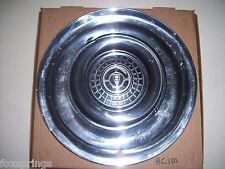 """1956 CHRYSLER HUB CAP - 15"""" - STAINLESS              -         HC110"""