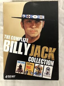 THE-COMPLETE-BILLY-JACK-COLLECTION-4-DVD-SET