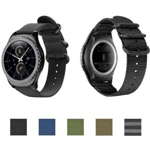 For-Samsung-Gear-Sport-amp-Gear-S2-Classic-Band-Soft-Nylon-Replacement-Strap-Band