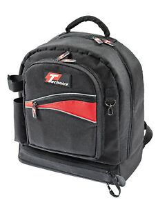 d75e1cbda6cd Image is loading Technics-Tradesmans-Backpack-Tool-Bag-Holder-Rucksack-High-