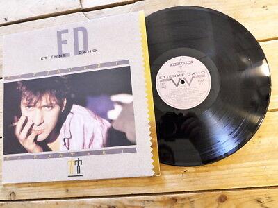 ETIENNE DAHO POP SATORI LP 33T VINYLE EX COVER EX ORIGINAL 1986   eBay