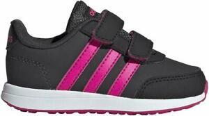 CMF Infant Girls Trainers Pink \u0026 Black