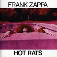 Frank Zappa - Hot Rats [new Cd] on sale