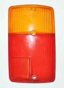 FIAT 126 BIS// PLASTICA FANALE POSTERIORE DX// REAR LIGHT RIGHT LENS