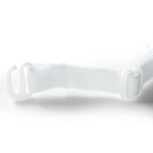 Prym soutien-gorge Bretelle Bra Straps 15 mm 1 Paire Transparent échanger 991930