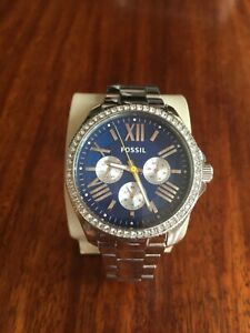 FOSSIL-CECILE-AM4551-Multifunction-Ladies-Watch