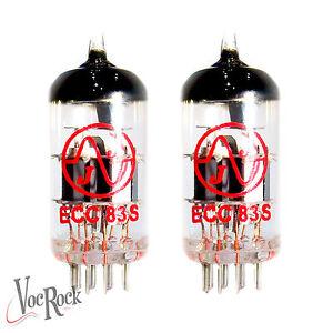 JJ-ECC83-12AX7-7025-Pre-amp-Tube-set-2-ECC83S-VALVES