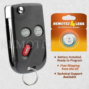 Keyless Entry Remote For 2001 2002 GMC Yukon Car Key Fob ... on