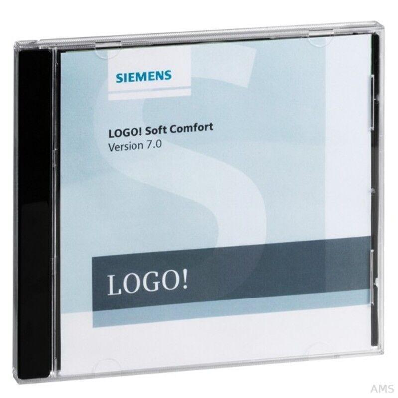 Siemens Logo Soft Comfort V8 6ED1058-0BA08-0YA1