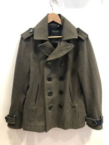 Diesel-Mens-Green-Jacket-Size-L-37-3514-A
