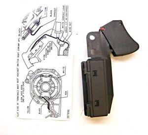 Details about Dewalt DW364/DW384 OEM Replacement Trigger 429977-00 on
