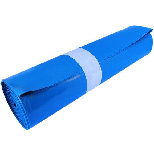 Müllsäcke Abfallbeutel Mülleimerbeutel  140L  240L Beutel Tüten Blau Schwarz