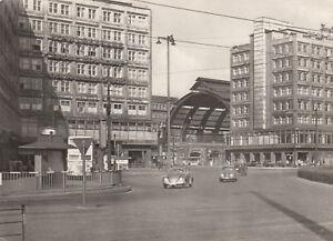 AK-Drilled-Berlin-Alexanderplatz-Von-1960-G3618