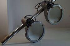 Lampe Industrielle Laboratoire Photo DURST Italy Bolzano Vintage Industrial Lamp