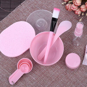 Homemade-9-in1-Makeup-Beauty-DIY-Facial-Face-Mask-Bowl-Brush-Spoon-Stick-Tool