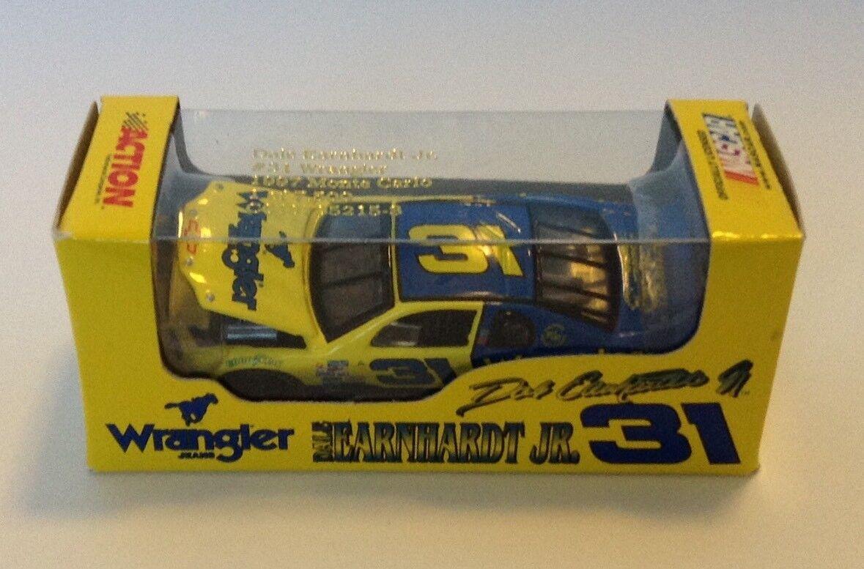 NEW  Dale Earnhardt Jr 1 64 Scale Action 31 Wrangler NASCAR 1 of 7500 Free Ship