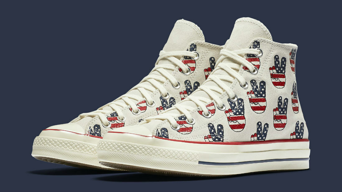 Converse Chuck Taylor All Star 70 Election Day Daim Haut Tops Homme 10.5