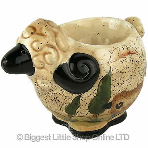 Cute-Ceramic-RAM-EGG-CUP-Breakfast-Dining-Room-Novelty-Collectable-Boiled-Egg