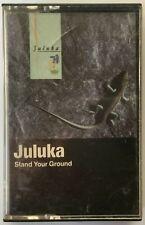 JULUKA STAND YOUR GROUND CASSETTE OG 1984 ROCK DOLBY HX PRO VG