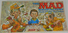 Vintage 1979 Mad Magazine Game Parker Brothers 2-4 Players Ages8+ #124 Complete