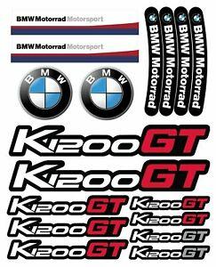 BMW-k1200-GT-Moto-Autocollant-Feuille-plastifier-Decalque-27-stickers-k1200gt-214