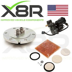 Details about LAND ROVER LR4 / DISCOVERY 4 AIR SUSPENSION COMPRESSOR  REBUILD KIT X8R40