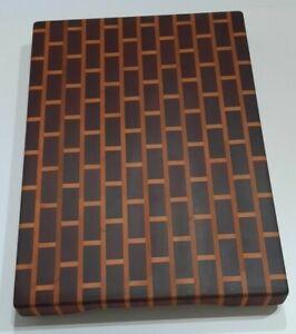 Tagliere in legno vassoio piatto portata centro tavola cm 43.5x31 cutting board