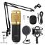 BM-800-karaoke-microphone-BM800-studio-condenser-mikrofon-mic-bm-800-For-KTV thumbnail 1