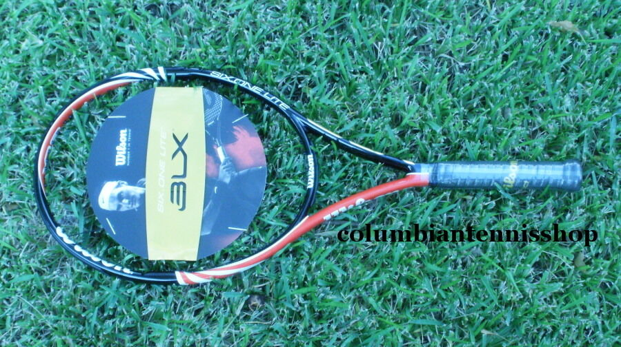 New Wilson BLX Six.One Lite BLX 102 4 3 8 (3) racquet