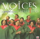 Voices: A Gospel Choir Christmas by Various Artists (CD, Sep-2009, Time/Life Music)
