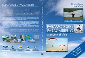 Paramotore-Manuale-di-volo-parapendio-a-motore-e-paracarrello-libro-ufficiale