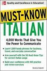 Must Know Italian: 4000 Words That Give You the Power to Communicate by Daniela Gobetti (Paperback, 2007)