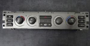 BMW 7er E65 E66 Bedienteil Klimaautomatik Klimabedienteil 6942981 Dark Silver