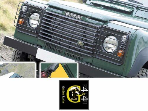 Land Rover Defender griglia protezione fari Anteriore e posteriore