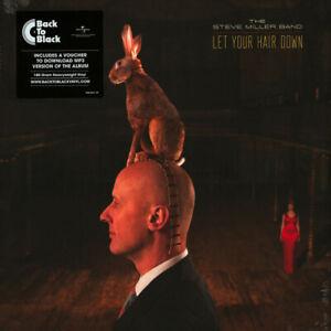 Steve-Miller-Band-Let-Your-Hair-Down-Limited-Vinyl-LP-2010-EU-Reissue