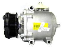 Ford E-150 2002 E-250 2002 A/c Compressor With Clutch Premium Aftermarket on Sale