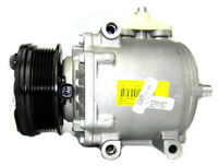 Ford E-150 2002 E-250 2002 A/c Compressor With Clutch Premium Aftermarket on Sale