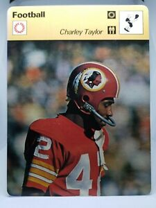 1978-SPORTSCASTER-NFL-CARD-25-23-CHARLEY-TAYLOR-WASHINGTON-REDSKINS-MINT