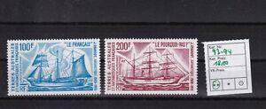 MiNr-93-94-Franz-Geb-i-d-Antarktis-Postfrisch