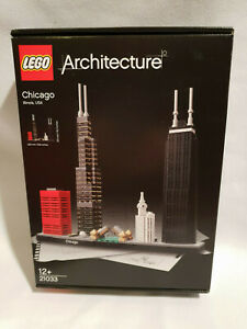Lego 21033 Architecture Chicago Neuf Et Scelle