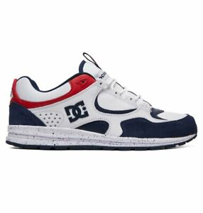 fef2cc34e85 Image is loading Shoes-DC-Shoes-Kalis-Lite-Se-White-Men