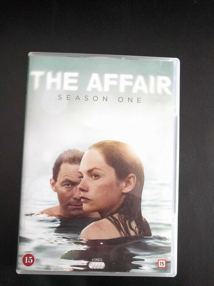 The Affair, DVD, TV-serier