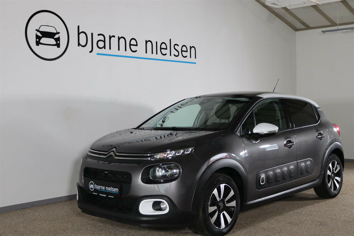 Citroën C3 Billede 1