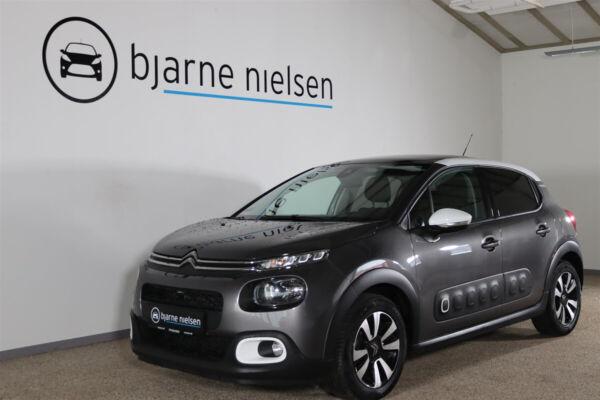 Citroën C3 1,5 BlueHDi 100 SkyLine billede 0