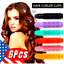 thumbnail 8 - 6pcs-Volumizing-Hair-Root-Clip-Curler-Roller-Wave-Fluffy-Clip-Styling-Tool-Women
