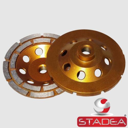 "5/"" Diamond Cup Wheels Stadea Concrete Grinding Cup Wheel"