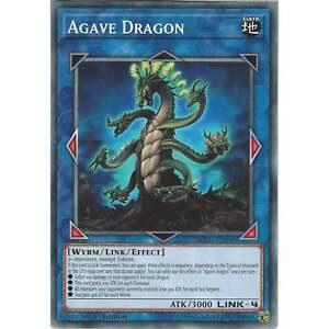 Yu-gi-oh! Tcg: Agave Dragon - Sofu-en048 Common Card - 1st Edition - Soul Fusion Eqgobrjm-07214923-960886679