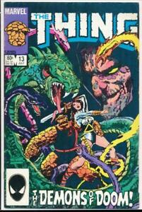 The-Thing-Comic-Book-Vol-1-13-July-1984